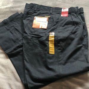 Lee navy blue men's trousers